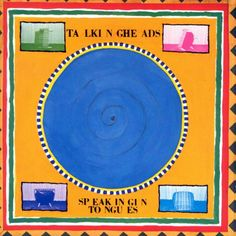 Talking Heads - Speaking in Tongues -- Best Album Covers of the 80s | Indieground