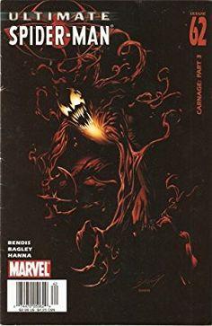 Ultimate Spider-man (Carnage: Part September 2004 Ultimate Marvel, Man Parts, Spiderman, September, Superhero, Spider Man, Amazing Spiderman
