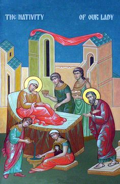 The Nativity of the Mother of God-or what does the New Testament really tell us about Mary?