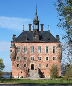 Wiks slott - Swedish castle