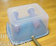 Picture of DIY Glove Box
