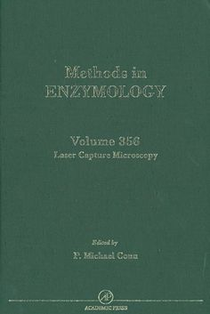 Laser Capture in Microscopy and Microdissection: Methods in Enzymology: 356 by P. Michael Conn. $124.05. Author: P. Michael Conn. 775 pages. Publisher: Academic Press; 1 edition (November 1, 2002)