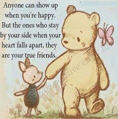 Quotes From Winnie The Pooh About Friendship Custom Best 25 Heart Touching Winnie The Pooh Quotes  Friendship Bff