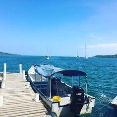 Todos a bordo! All aboard! Bocas del Toro Panamá  #bocasdeltoro #Caribe #navegando #caribbeansea #boatlife