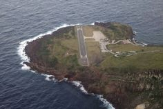 6. Juancho E Yrausquin Airport, Saba, The Caribbean: Close behind and also from The Car...