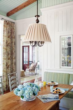 5.) Choose Authentic Lighting | Kay Stanley and Curt Seymour referenced history and built a brand-new Daufuskie Island house that looks as if it has endured centuries of salty air and sandy feet.