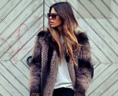 Find some amazing furs similar to this by the great Adrienne Landau at JU-ROMA.COM !!