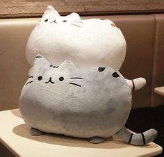 cute cookie Cat big pillow cushion plush toy doll Sofa Decoration Home Decor #other