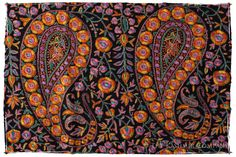 The Mona Lisa - Jamawar Pashmina Kashmir Paisley Shawl