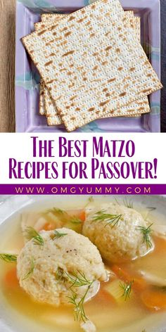 Matzo Recipes are the cornerstone of the Passover holiday. Here is everything you need to know about matzo and lots of recipes to use for the Passover seder and other meals for the 8 days. Passover Recipes, Jewish Recipes, What Is Matzo, Passover Holiday, Seder Meal, Matzo Meal, 8 Days, Cold Meals, Frugal Meals