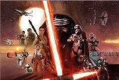 Vorschaubilder zu The Force Awakens