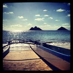 An old New Years plan to paddle to the Mokes
