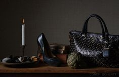 MOODY V-DAY PROP/PRODUCT STYLING! (Valentino Ad Campaign 2013 September)