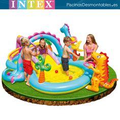 1000 images about piscinas hinchables on pinterest. Black Bedroom Furniture Sets. Home Design Ideas