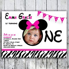 Hey, I found this really awesome Etsy listing at http://www.etsy.com/listing/93432440/minnie-mouse-zebra-print-birthday