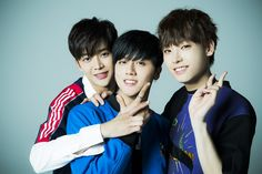 Rowoon + Youngbin + Inseong (SF9)