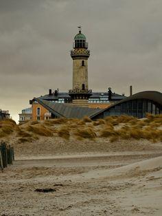 Warnemünde Lighthouse, Germany-by Robert Deichsel