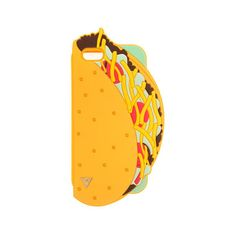 Katy Perry 3D Taco Cover for iPhone 6 ($13) ❤ liked on Polyvore featuring accessories and tech accessories