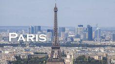 Paris in Motion. Un TimeLapse de la ciudad de Paris.