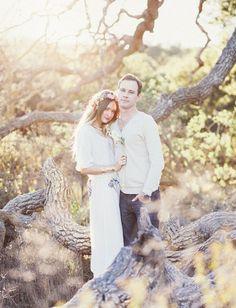 Dreamy Engagement Photos: Liz + Sam | Green Wedding Shoes Wedding Blog | Wedding Trends for Stylish + Creative Brides