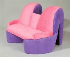 Awesome High Heel Couch