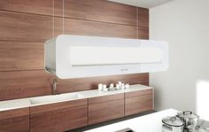 Extractors | Kitchen appliances | Ceiling-lift hood Skyline. Check it out on Architonic