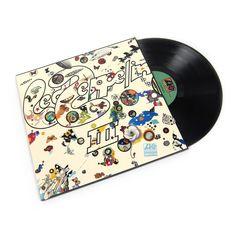 Led Zeppelin: Led Zeppelin III (180g) Vinyl LP