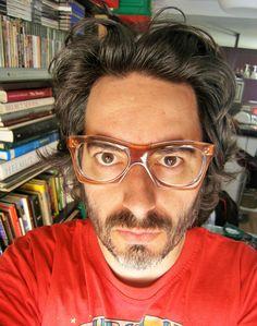 Jorge - Spain .. Courtland Tampico Eyeglasses in brownsmoke http://eyeglassboy.com/Mens_Pg2_Vintage_Eyeglasses_ESQUIVEL_Tampico_Brown-Smoke.html