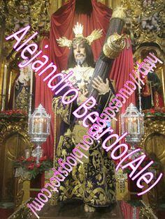 Cruces de Pasión: Besamano de Ntro padre Jesús Nazareno de Santa Mar...