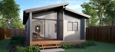Instant Home Solutions offers high quality, affordable kit homes and portable housing solutions. All solutions are certified to Australian standards. 2 Bedroom Floor Plans, Country Retreats, First Home Buyer, Pool Cabana, Portable House, Garden Studio, Backyard Retreat, Property Development, Kit Homes