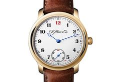H. Moser & Cie Endeavour Small Seconds Byran Ferry