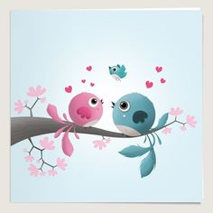 Find images and videos about love, cute and illustration on We Heart It - the app to get lost in what you love. Flowery Wallpaper, Love Wallpaper, Love Birds Drawing, Boys Toy Box, Art Mignon, Boy Illustration, Drawings Of Friends, Crazy Bird, Cute Clipart