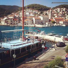 Pucisca, Brac, Croatia