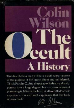 Colin Wilson | The Occult