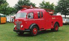 Bata Fire Truck