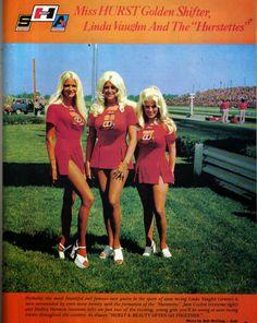 134 Best Hurst Girls Images Linda Vaughn Drag Racing
