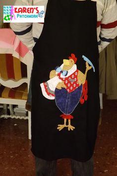 Delantal Gallo-camarero