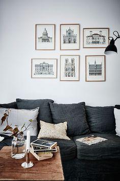 34 square meters apartment