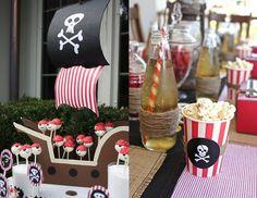 Festa pirata: ideias super bacanas para você se inspirar!