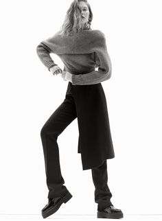 """Catherine McNeil in """"Sweeping Gesture"""" byRobbie FimmanoforVogue Australia,October 2014 See more from this sethere."""