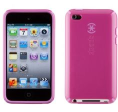 I'm getting this pink speck case for my ipod soon!!!! Yay  so exited because i need a new case BAD