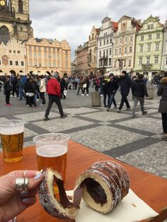 What To Eat In Prague - Prague is a beautiful and the largest city of the overall Czech Republic. Prague is also the capital of Czech Republic European Vacation, European Travel, Prague Food, Prague Travel, Prague Czech Republic, Prague Castle, Croatia Travel, Italy Travel, Shopping Travel