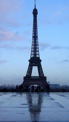 Paris, Eiffel Tower, Background