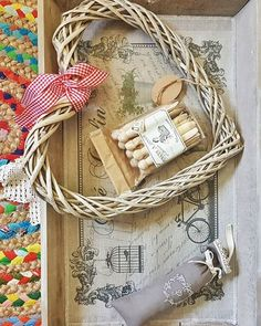 Happy Saturday  Our French wicker hearts are so pretty and make me ponder love as we head into the commercial frenzy of the 14th of February.... Love makes the world go round. Not just on 1 particular day but every day. Loving yourself is often the hardes