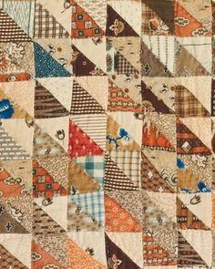 Civil War Quilts: 1862 Crib Quilt: Questions