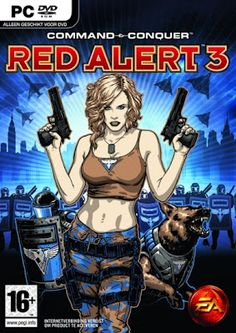 The best Real Time Strategy Game.. Command and Conquer: Red Alert 3