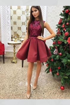 5987cf46242 36 Best Homecoming Dresses 2018 images in 2019