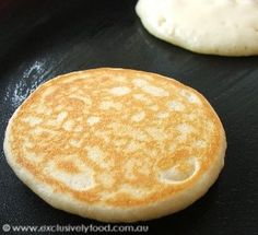 I've tried a few Pikelet recipes over the years but this recipe is fail proof. From Exclusively Food , I usually make these light and fluff...