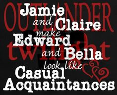 Jamie & Claire « outlanderfan.  I love this!!  The Outlander series by Diana Gabaldon.