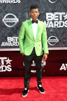 Bryshere Y. Gray at the 2015 BET Awards